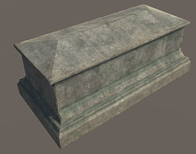 Tomb 2 - PBR 3D asset