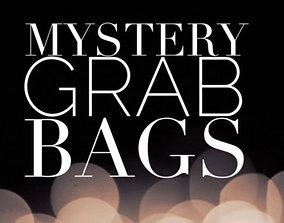 Grab Bag 8 3D model