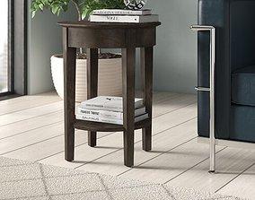 3D Metropolitan End Table