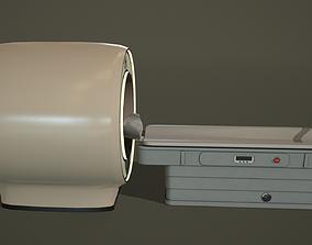 3D model Magnetic resonance imaging PBR