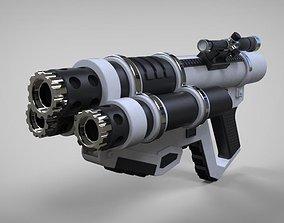 3D print model Star Wars Battlefront II G125 projectile