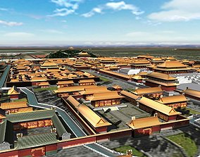 3D Completed The Forbidden City