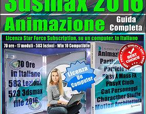 Corso 3ds max 2016 Animazione Guida Completa