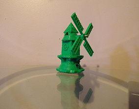 Windmill of Simonson 3D printable model