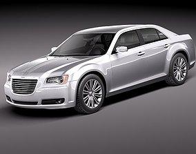 Chrysler 300c 2012 3D