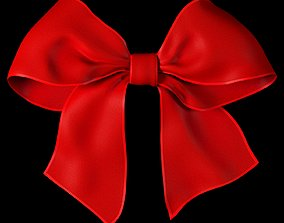 3D model Ribbon bow