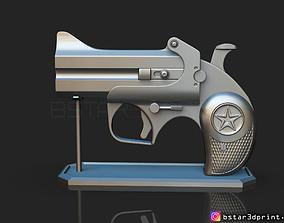 Bond Arms Gun - John Wick Gun 3D printable model