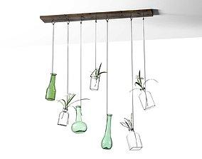 Hanging Vases 3D model