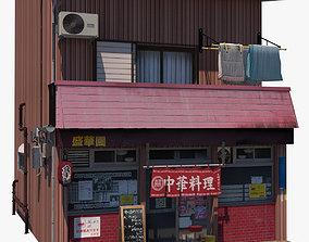 3D model Seikaen Restaurant