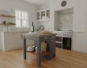 furniture home 3D Kitchen