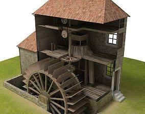 3D Watermill
