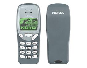 Mobile Phone Nokia 3210 3D