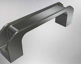 3D model Cabinet U Handles