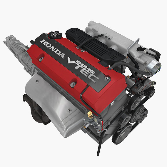 Honda F20C 2.0L engine