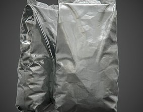 Foil Package - PBR packet 3D model