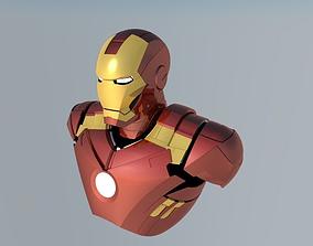 3D model IRONMAN UPPER SUIT