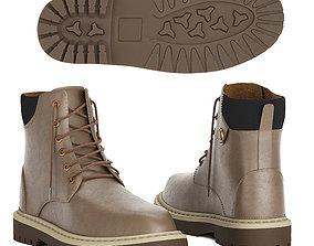 winter 3D Men Shoes