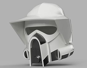 3D print model ARF Trooper Helmet Star Wars