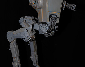 Starwars AT-ST 3D printable model