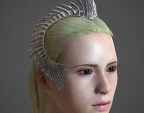 3D print model Queen Atlanna Crown from Aquaman