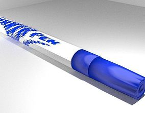 3D model Marker Pen