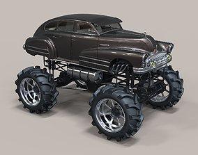 awd 3D Monster truck