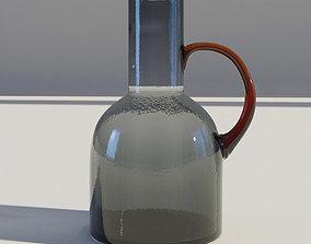 Glass Ewer 3D