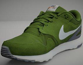 footwear realtime Nike shoe low poly 3D model