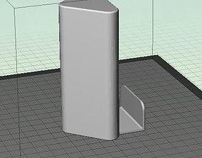 Sleep Number Bed Remote Holder 3D print model