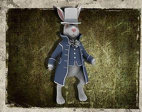 March Rabbit 3D model