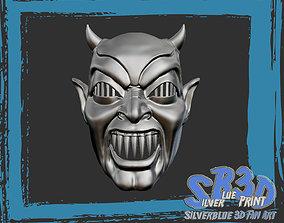 Demons 1985 Mask 3D print model