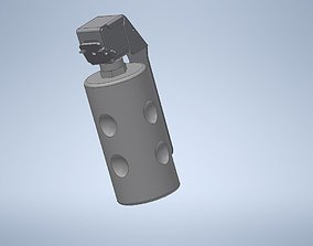 DM 109 - MK 13 dummy flashbang 3D print model