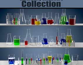 3D asset Chemistry Equipment