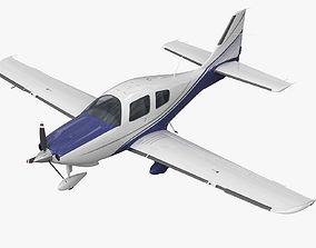 Cessna TTx 400 3D model