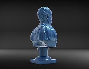 3D printable model Cesare Giviry LION PRINT