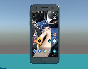 animated 3D Phone Model