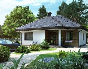 House model 3d dom5