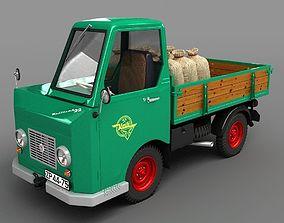 retro Multicar M22 1964 Kali 3D