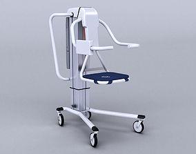Handicap Bath Seat Lift 3D