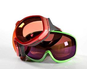 Hawkeye Snow Goggles 3D