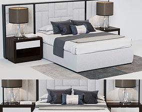 bed Sloane Royale Bed 3D