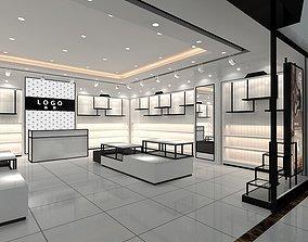 3D model fashionablewear The Shoe Store 1