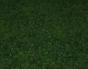 ground grass tile 33 3D model