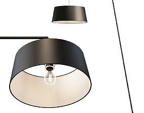 3D model Joybird Austra Floor Lamp