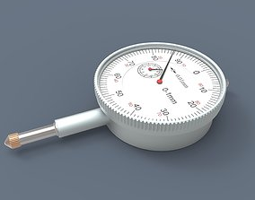 3D model Dial indicator