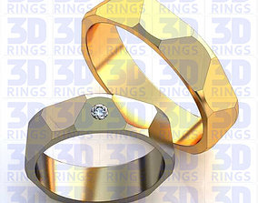 3D model Wedding Rings 690