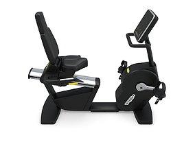 Technogym - Exercise Bike Recline Forma 3D model