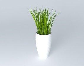Vase pot 3D