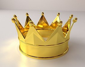 Crown 3D model honor