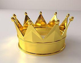 Crown 3D model honor